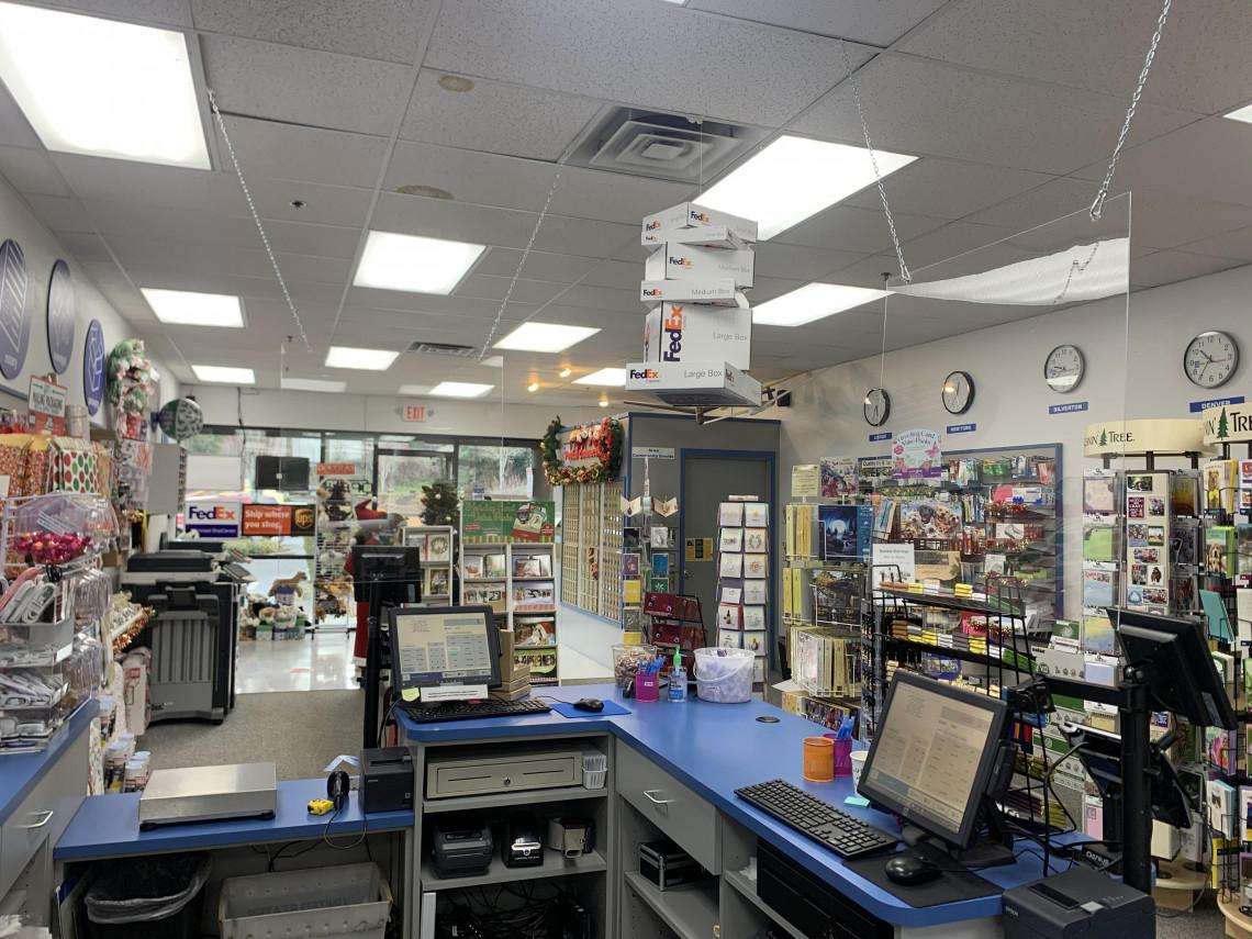 PC cashier POV